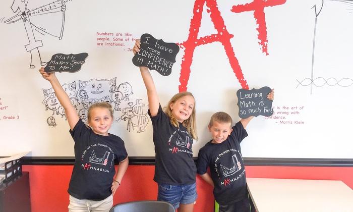 Mathnasium - Hunter's Creek - Hunter's Creek: Up to 87% Off Summer Math Assignment Tutoring