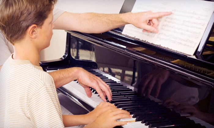 Pro Line Music - Falls: Four or Eight 30-Minute Private Music Lessons at Pro Line Music (Up to 54% Off)
