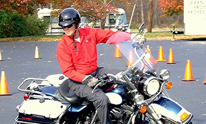 Motorcycle Riding Concepts - Motorcycle Riding Concepts: Up to 49% Off Motorcycle Riding Classes at Motorcycle Riding Concepts