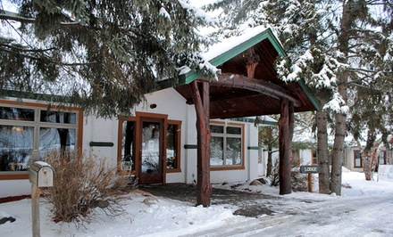 Stay with Dining Credit at Manhattan Beach Lodge in Crosslake, MN. Dates Available into April.