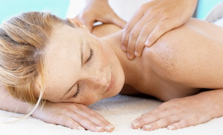 One 60- or 90-Minute Massage at Mystic Heart Massage (Up to 53% Off)