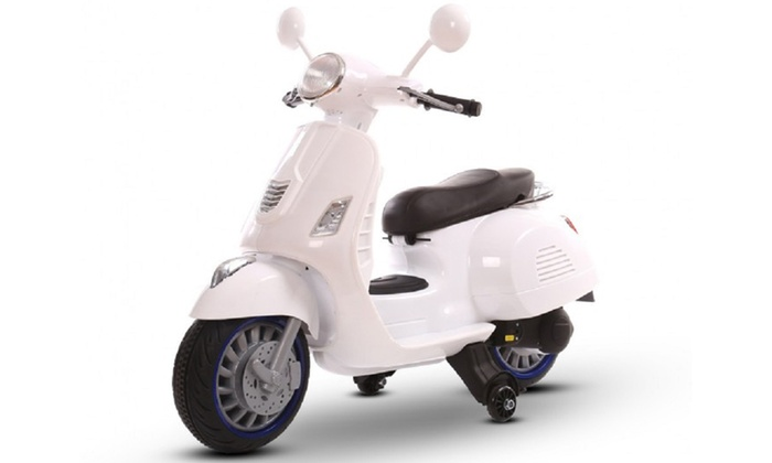 vespa elektroroller f r kinder groupon goods. Black Bedroom Furniture Sets. Home Design Ideas