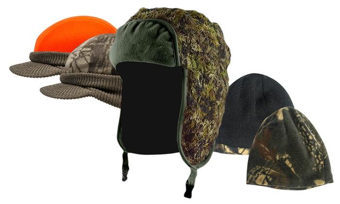 0e9964aeb08e2 QuietWear Winter Hats
