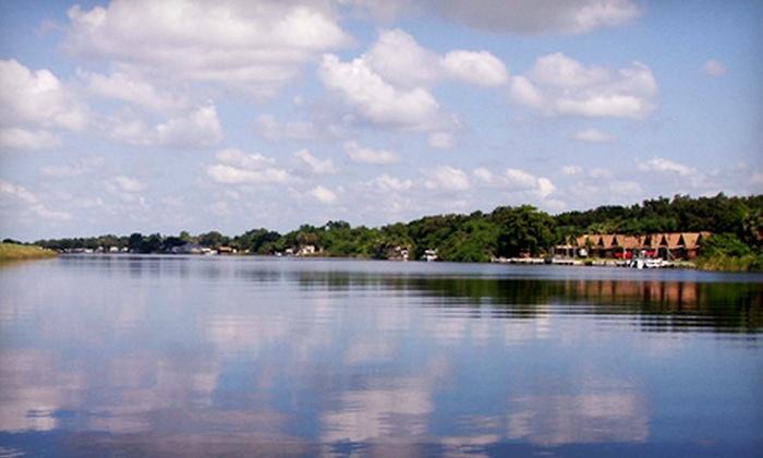 Lake Okeechobee Resort - Ridgeway Beach: One- or Three-Night Stay at an RV Campsite at Lake Okeechobee Resort (Up to 54% Off)