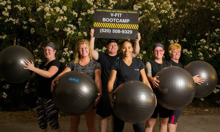 Voigt Fitness and Personal Training - Tucson: Four Weeks of Fitness and Conditioning Classes at Voigt Fitness and Personal Training (70% Off)