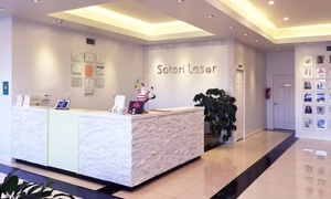 Satori Laser Hair Removal: Three or Six Treatments on a Small, Medium, or Large Area at Satori Laser Hair Removal (Up to 82% Off)