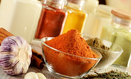 $11 for $20 Worth of Organic & Wild Harvest Herbs, Teas, Spices, and Essential Oil at B'Gabs Goodies