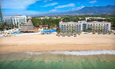 Groupon Deal: Three-, Four-, or Five-Night All-Inclusive Stay at Krystal Puerto Vallarta Resort in Puerto Vallarta, Mexico