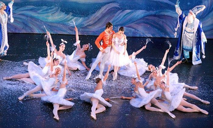 "Moscow Ballet's Great Russian Nutcracker - Kiva Auditorium at Albuquerque Convention Center: Moscow Ballet's ""Great Russian Nutcracker"" at Kiva Auditorium at Albuquerque Convention Center (Up to 51% Off)"