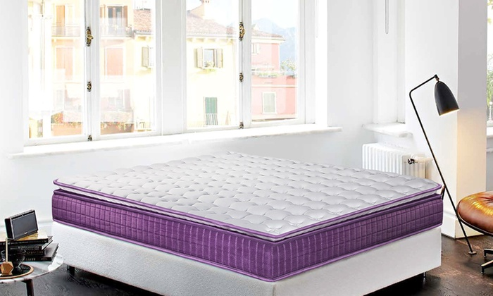 matelas m moire surmatelas groupon shopping. Black Bedroom Furniture Sets. Home Design Ideas