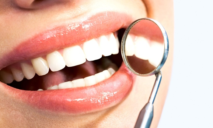My Dentists - Grier Heights: One or Two Dental Exams with Cleaning, X-rays, and Optional Teeth Whitening at My Dentists (Up to81% Off)