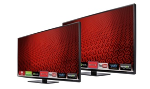 "Vizio 55"" or 65"" LED 120Hz 1080p Smart HDTVs: Vizio 55"" or 65"" LED 120Hz 1080p Smart HDTVs (Refurbished)"