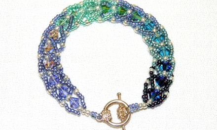 One-Day Jewelry-Making Course at The Bead Strand (50% Off)