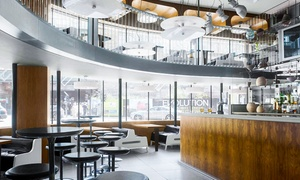 Radisson Blu: Four or Eight Cocktails and Nibbles for Two or Four at Radisson Blu (53% Off)