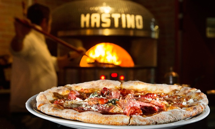 Mastino by SoLita - Delray Beach: Introductory Pizza Class for Two or Four at Mastino Pizza Culinary Academy at Mastino by SoLita (Up to 50% Off)