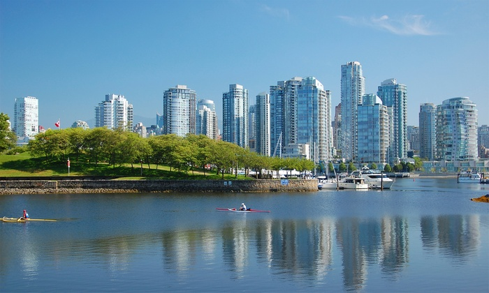 Luxe Suites in Greater Vancouver