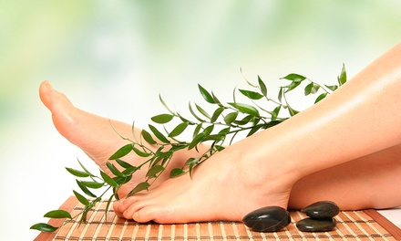 Fungal Nail Treatment from £59 at Angeli Senza Eta