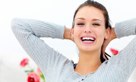One 20- or 40-Minute In-Office Teeth-Whitening Treatment at Solar Teeth Whitening New Orleans (Up to 76% Off)
