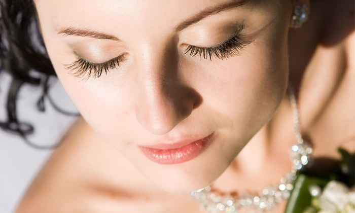 Lash Addict - North Westminster: Basic Set of Eyelash Extensions or Full Set of Eyelash Extensions with Optional Fill at Lash Addict (Up to 60% Off)