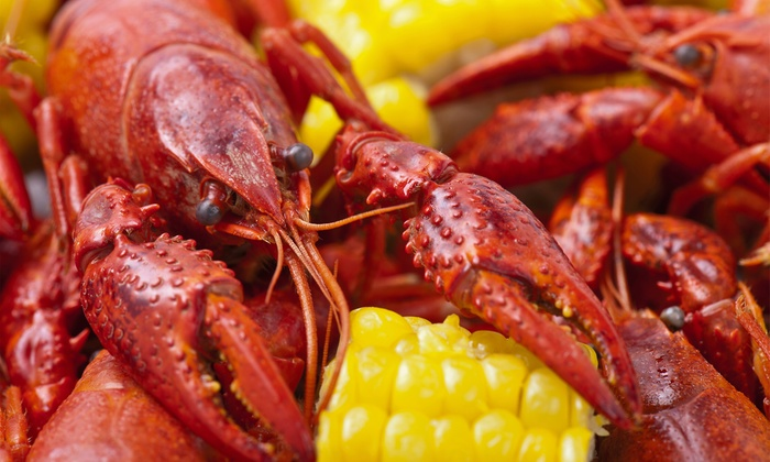 Bayou Dawn's, Too - 3: Cajun Cuisine at Bayou Dawn's, Too (Up to 45% Off). Two Options Available.