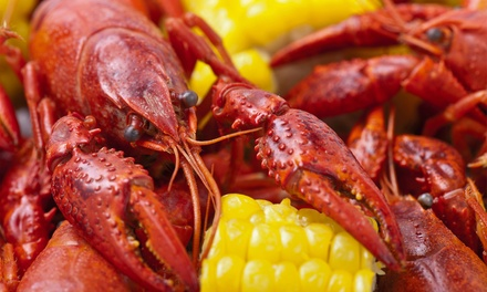 Cajun Cuisine at Bayou Dawn's, Too (Up to 45% Off). Two Options Available.
