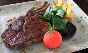 The Grenfell Arms: Two-Course Steak Meal for Two or Four at The Grenfell Arms (42% Off)