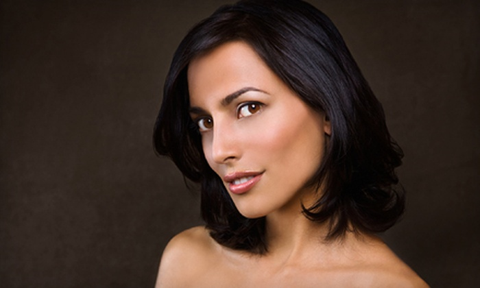 Paul Jordan Salon - Carlsbad: Haircut Package with Deep-Conditioning Treatment and Optional Color or Highlights at Paul Jordan Salon (Up to 59% Off)