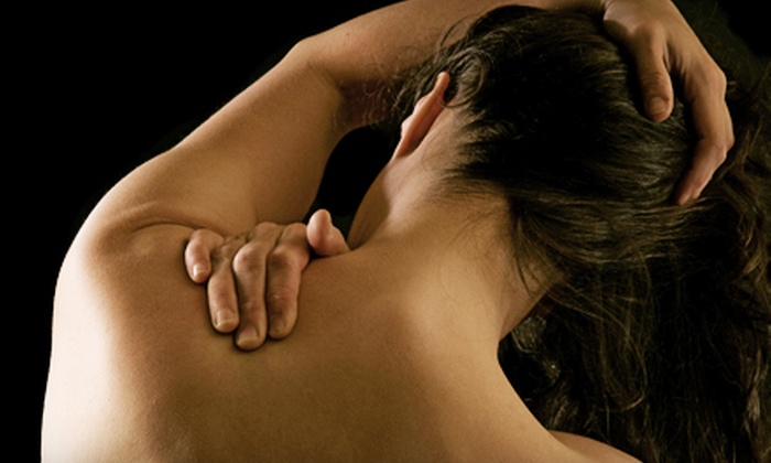 Naperville Rehab Clinic - Naperville: Chiropractic Evaluation and X-ray with One, Three, or Six Massages at Naperville Rehab Clinic (Up to 88% Off)