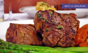Up to 33% Off at Izzy's Steaks & Chops - San Carlos at Izzy's Steaks & Chops - San Carlos, plus 9.0% Cash Back from Ebates.