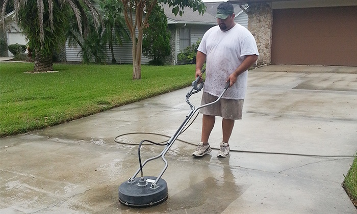 Pro-Form Painting Inc - Lakeland: House Pressure Washing from Pro-Form Painting Inc (Up to 55% Off). Four Options Available.