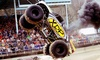 KSR Motorsports' Monster Truck and Motorcycle Thrill Show - Maple Grove Raceway: KSR Motorsports' Monster Truck and Motorcycle Thrill Show for One or Two on Saturday, July 19 (Up to Half Off)