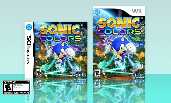 Sonic Colors for DS or Wii: Sonic Colors for DS or Wii. Free Returns.