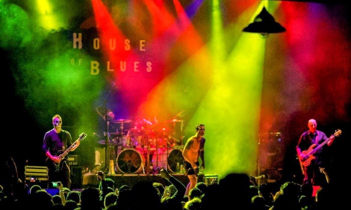 Tooloji - House of Blues New Orleans: Tooloji, a Tribute to Tool, with Poetry and Prose on Saturday, January 9, at 9 p.m.