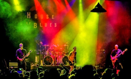 Tooloji – A Tribute to Tool at House of Blues Dallas on Friday, May 1 (Up to 51% Off)