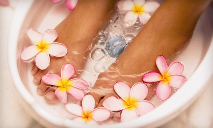 Cleansing Day Spa - Boerum Hill: Ionic Foot Detox, Colonic, or Wellness Package with Both at Cleansing Day Spa in Brooklyn (Up to 56% Off)