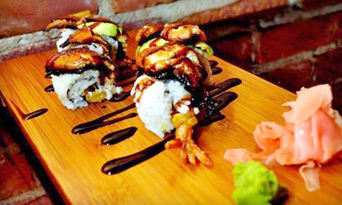 Umai Royal - Center City,Center City East,Market East,Old City,Washington Square West: $15 Worth of Asian Fusion Cuisine