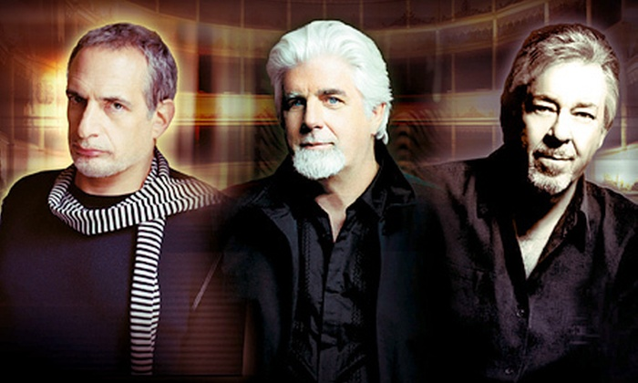 Dukes of September featuring Donald Fagen, Michael McDonald and Boz Scaggs - Cynthia Woods Mitchell Pavilion: $25 for Dukes of September at The Cynthia Woods Mitchell Pavilion on July 17 in Woodlands (Up to $73.10 Value)