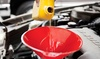 Hookset Automotive - Roseway: Two Express or Four Preferred Oil Changes with Tire Rotation at Hookset Automotive (Up to 67% Off)