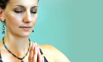 Yoga and Pilates or Meditation Classes at Yoga Shakti Wellness Center (Up to 72% Off). Three Options Available