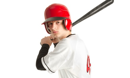 Baseball Clinics or Private Lessons at PRIME Sports Systems (Up to 61% Off). Five Options Available.