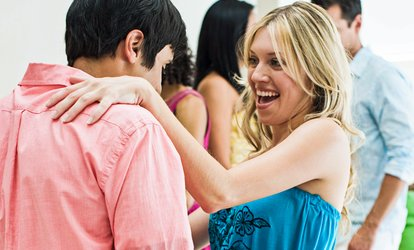 image for Two or Four Salsa <strong>Classes</strong> at Rueda Con Ritmo (Up to 63% Off)