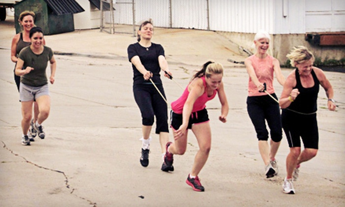 Front Range Boot Camp - Appleridge Estates: 12 Women's Boot-Camp Classes, or One Month of Unlimited Boot-Camp Classes at Front Range Boot Camp (Up to 61% Off)
