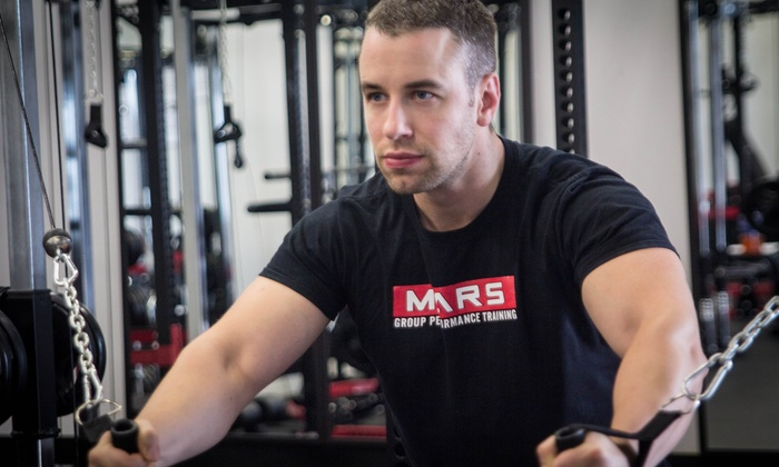MARS Group Performance Training - Dixie: 1 or 2 Weeks of Personal Training with Nutrition Consultation at MARS Group Performance Training (Up to 82% Off)
