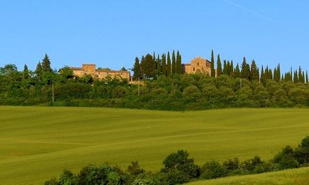 Toscana: fino a 3 notti + wellness in appartamento per 2 persone Casale Rosennano
