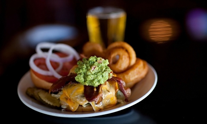 Teakwoods Tavern & Grill - Multiple Locations: $15 for $30 Worth of American Bar Food and Drinks at Teakwoods Tavern & Grill