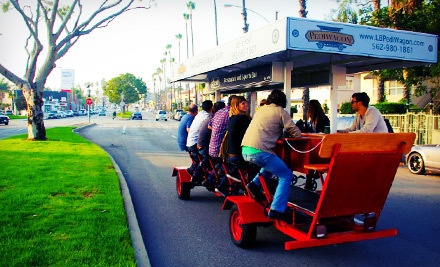 Nashville pedal tavern coupon code