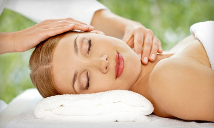 Silver Lining Spa - Savannah: 80-Minute Facial, 80-Minute Swedish or Deep-Tissue Massage, or Both at Silver Lining Spa (Up to 52% Off)
