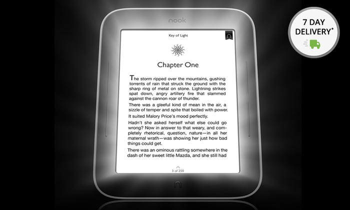 NOOK Simple Touch GlowLight: NOOK Simple Touch GlowLight. Free Shipping and Returns.