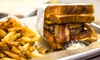 Grill 'Em Alhambra - Alhambra: $18.50 for Burgers and Beer for Two or More at Grill 'Em All ($25 Value)