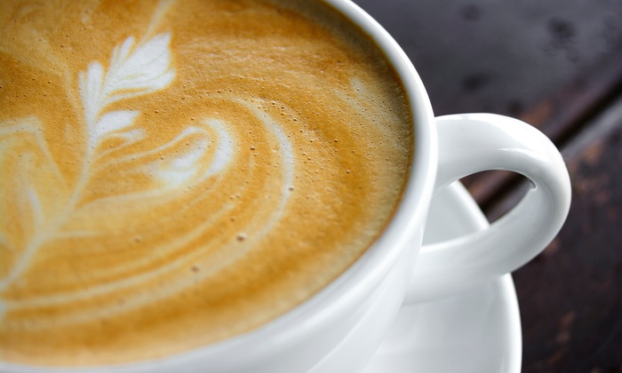 City Coffeehouse - Allen Park: Five Groupons, Each Good for a Large Drink at City Coffeehouse (Up to $27.80 Value)